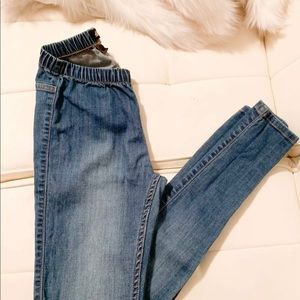 H&M Jeggings Leghings Denim XS Great condition